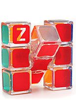 cheap -Rubik's Cube Scramble Cube / Floppy Cube 1*3*3 Smooth Speed Cube Magic Cube Puzzle Cube Office Desk Toys Stress and Anxiety Relief