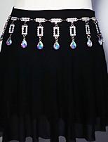 cheap -Belly Dance Ordinary Women's Training Metal Belt Waist Accessory