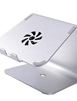 Недорогие -Устойчивый стенд для ноутбука Другое для ноутбука Подставка с охлаждающим вентилятором Алюминий Другое для ноутбука