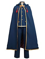 cheap -Inspired by IDOLiSH7 Cosplay Anime Cosplay Costumes Cosplay Suits Other Long Sleeves Coat Shirt Pants Cloak Hat For Men's Women's