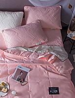 preiswerte -Gemütlich Poly /  Baumwollmischung Poly /  Baumwollmischung Garngefärbt 300 Tc Solide