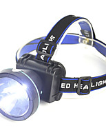 cheap -Headlamps / Safety Lights / Headlamp Straps LED 2000lm 1 Mode Camping / Hiking / Caving / Everyday Use / Cycling / Bike