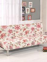 baratos -Moderna 100% Jacquard Poliéster Cobertura de Cadeira de Casal, Simples Floral Estampado Capas de Sofa