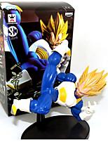 abordables -Figures Animé Action Inspiré par Dragon Ball Vegeta PVC 13 CM Jouets modèle Jouets DIY