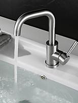 preiswerte -Antike Traditionell Keramisches Ventil Einhand Ein Loch Waschbecken Wasserhahn