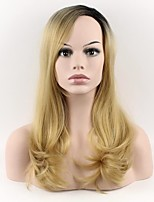 cheap -Synthetic Wig Natural Wave Natural Hairline Women's Capless Natural Wigs Long Synthetic Hair