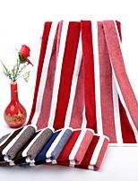 abordables -Style frais Serviette de bain Ensemble de serviette de bain, Lignes / Vagues Qualité supérieure 100% Coton 100% coton Serviette