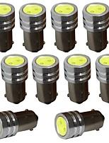 cheap -SENCART 10pcs Light Bulbs 1W COB 1 Turn Signal Light For universal All years
