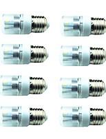 preiswerte -8St 3W 200lm E14 G9 GU10 E26 / E27 E12 LED Mais-Birnen T 6 LED-Perlen SMD 5730 Dekorativ Warmes Weiß Kühles Weiß 85-265V