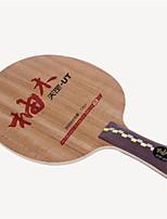 economico -Ping-pong Racchette Indossabile Duraturo 1 di legno Fibra di carbonio