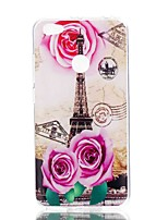 cheap -Case For Xiaomi Redmi Note 5A Redmi Note 4X Pattern Back Cover Eiffel Tower Soft TPU for Xiaomi Redmi Note 5A Xiaomi Redmi Note 4X Xiaomi