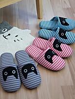 cheap -Ordinary Slippers Women's Slippers Polyester Terylene Animal Print