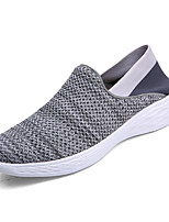 cheap -Men's Shoes Knit Spring Fall Comfort Sneakers Walking Shoes Hollow-out for Casual Gray Blue