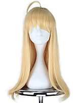 cheap -Cosplay Wigs Kantai Collection Other Anime Cosplay Wigs 60 CM Heat Resistant Fiber All