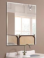 Недорогие -Зеркало Современный Закаленное стекло Глянцевый