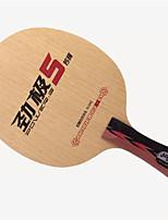 economico -DHS® POWER.G5 FL Ping-pong Racchette Indossabile Duraturo di legno Fibra di carbonio 1