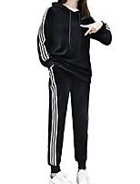cheap -Women's Simple Hoodie Pant