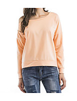 cheap -Women's Simple T-shirt Off Shoulder
