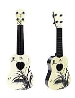 Недорогие -Мини-гитара Игрушечные музыкальные инструменты Музыкальные инструменты Гитара Музыка