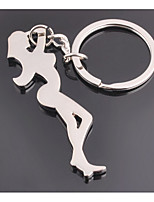 cheap -People Keychain Favors Zinc Alloy Keychain Favors - 1