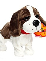 cheap -Electronic Pets Sound Control Robot Dogs Dog Animal Stuffed Animal Plush Toy Exquisite Lovely Gift