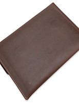 cheap -Sleeves for Solid Color Genuine Leather Macbook Pro 13-inch