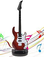 Недорогие -музыкальная шкатулка Мини-гитара Игрушечные музыкальные инструменты Гитара Звук Детские 1pcs