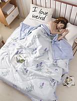 preiswerte -Gemütlich 100% Baumwolle 100% Baumwolle Jacquard 300 Tc Blumen