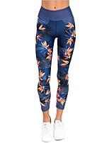 abordables -Pantalon de yoga Collants Respirabilité Vêtements de sport Femme Yoga Pilates Exercice & Fitness