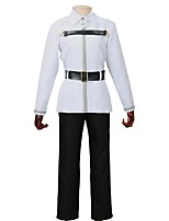 cheap -Inspired by Fate / Grand Order Other Anime Cosplay Costumes Cosplay Suits Other Long Sleeves Top Pants More Accessories For Men's Women's