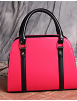 cheap -Women's Bags PU Shoulder Bag Bow(s) for Casual Winter Black Beige Yellow Fuchsia