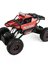 cheap -RC Car SL-007A 4 Channel 2.4G Off Road Car Buggy (Off-road) 1:14 KM/H