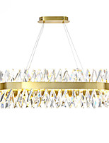 cheap -QIHengZhaoMing LED Chic & Modern Chandelier Ambient Light - Eye Protection, 110-120V 220-240V LED Light Source Included
