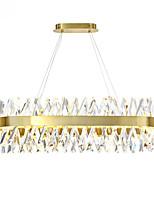 abordables -QIHengZhaoMing LED Chic & Moderne Lustre Lumière d'ambiance - Protection des Yeux, 110-120V 220-240V Source lumineuse de LED incluse