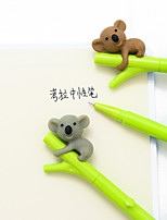 cheap -Gel Pen Pen Pen, ABS Resin Black Ink Colors For School Supplies Office Supplies Pack of 12