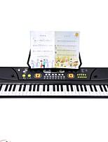 Недорогие -Электронная клавиатура Игрушечные музыкальные инструменты Музыкальные инструменты Музыка