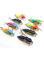 cheap -8 pcs Fishing Lures Lure Packs Sea Fishing Fly Fishing Bait Casting Ice Fishing Spinning Jigging Fishing Freshwater Fishing Other