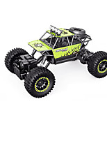 cheap -RC Car SL-003A 4 Channel 2.4G Off Road Car 1:18 KM/H