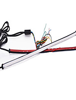 Недорогие -1 Лампы 26W W SMD 4014 lm 132 Лампа поворотного сигнала ForFord Volkswagen Golf Fiesta Все года