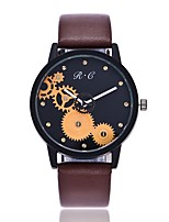 cheap -Women's Quartz Dress Watch Fashion Watch Casual Watch Chinese Casual Watch PU Band Casual Fashion Black Brown Green