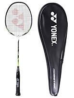 abordables -Raquettes de Badminton Ultra léger (UL) Vestimentaire Haute élasticité Fibre de carbone 1 pour