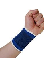 Недорогие -Компрессионные рукава для Баскетбол Фитнес Универсальные Антифрикционное Эластичный Спорт - 1шт Синий