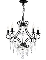 cheap -LightMyself™ Chandelier Ambient Light Vintage Chic & Modern, 110-120V 220-240V Bulb Not Included