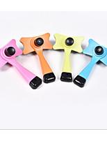 abordables -Chiens Chats Brosses Peignes Etanche Portable réglable flexible Lavable Orange Bleu Rose