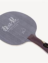 abordables -DHS® Hurricane LONG FL Ping Pang/Tennis de table Raquettes Vestimentaire Durable En bois Fibre de carbone Aryl-Carbone OFF ++ 1