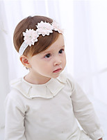 cheap -Girls' Hair Accessories, All Seasons Lace Headbands - Blushing Pink