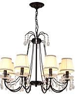 Недорогие -LightMyself™ LED Традиционный / классический Люстры и лампы Подвесные лампы Рассеянное освещение - Хрусталь, 110-120Вольт 220-240Вольт