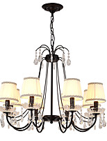 abordables -LightMyself™ LED Tradicional / Clásico Lámparas Araña Lámparas Colgantes Luz Ambiente - Cristal, 110-120V 220-240V Bombilla no incluida