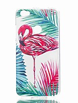 cheap -Case For Xiaomi Redmi Note 5A Redmi Note 4X Pattern Back Cover Flamingo Soft TPU for Xiaomi Redmi Note 5A Xiaomi Redmi Note 4X Xiaomi