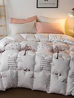 preiswerte -Gemütlich Poly /  Baumwollmischung Poly /  Baumwollmischung Reaktivdruck 300 Tc Blumen